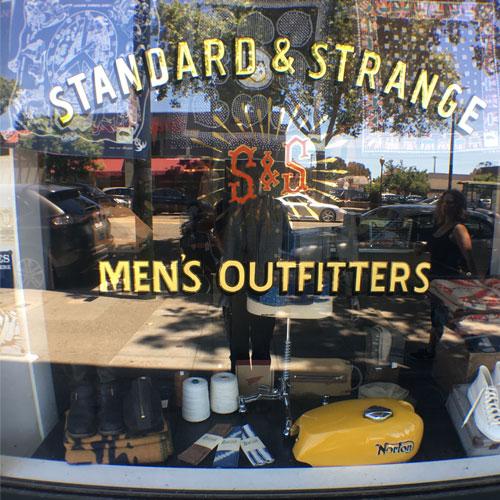 Standard & Strange: Goods of Quality