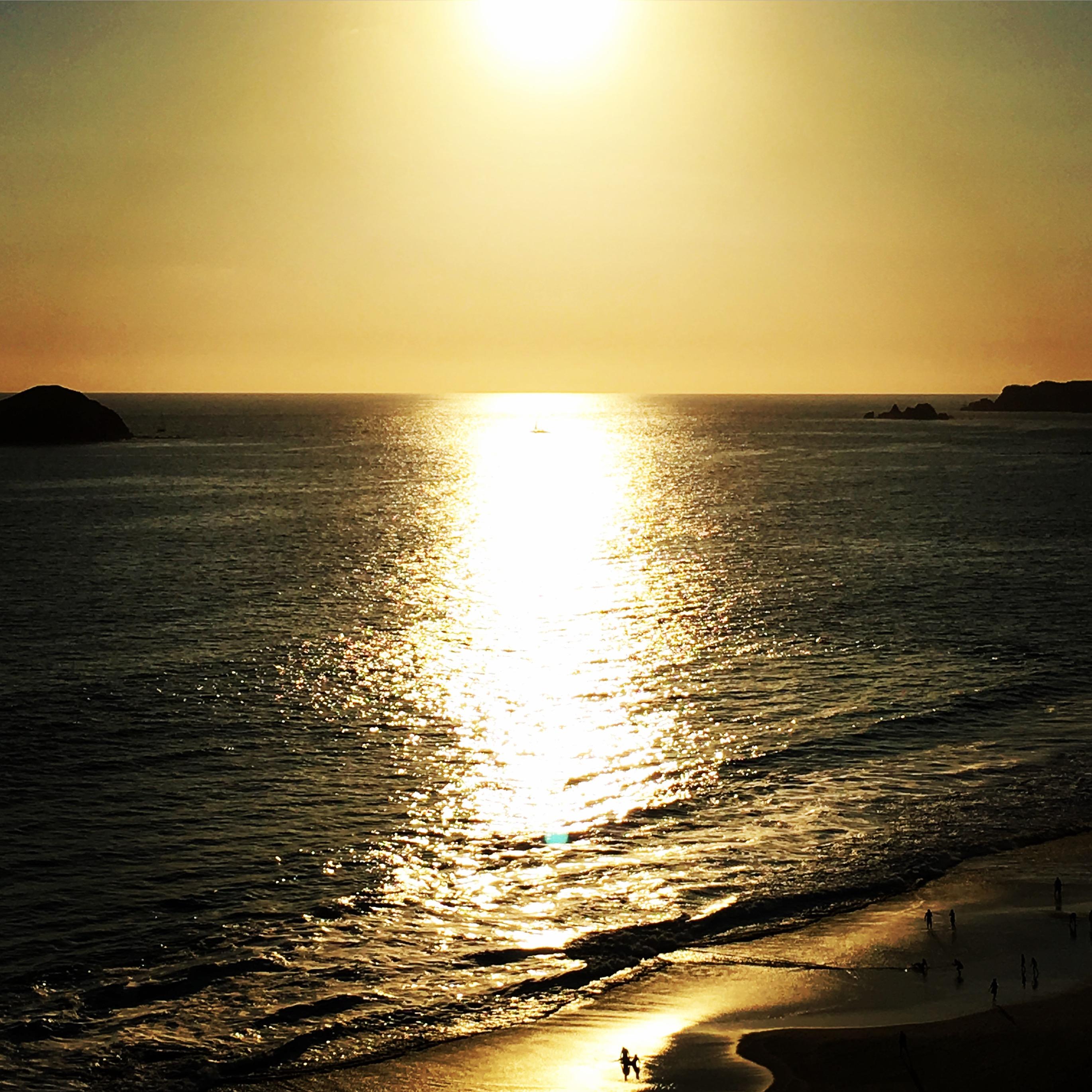 Playa El Palmar, Ixtapa