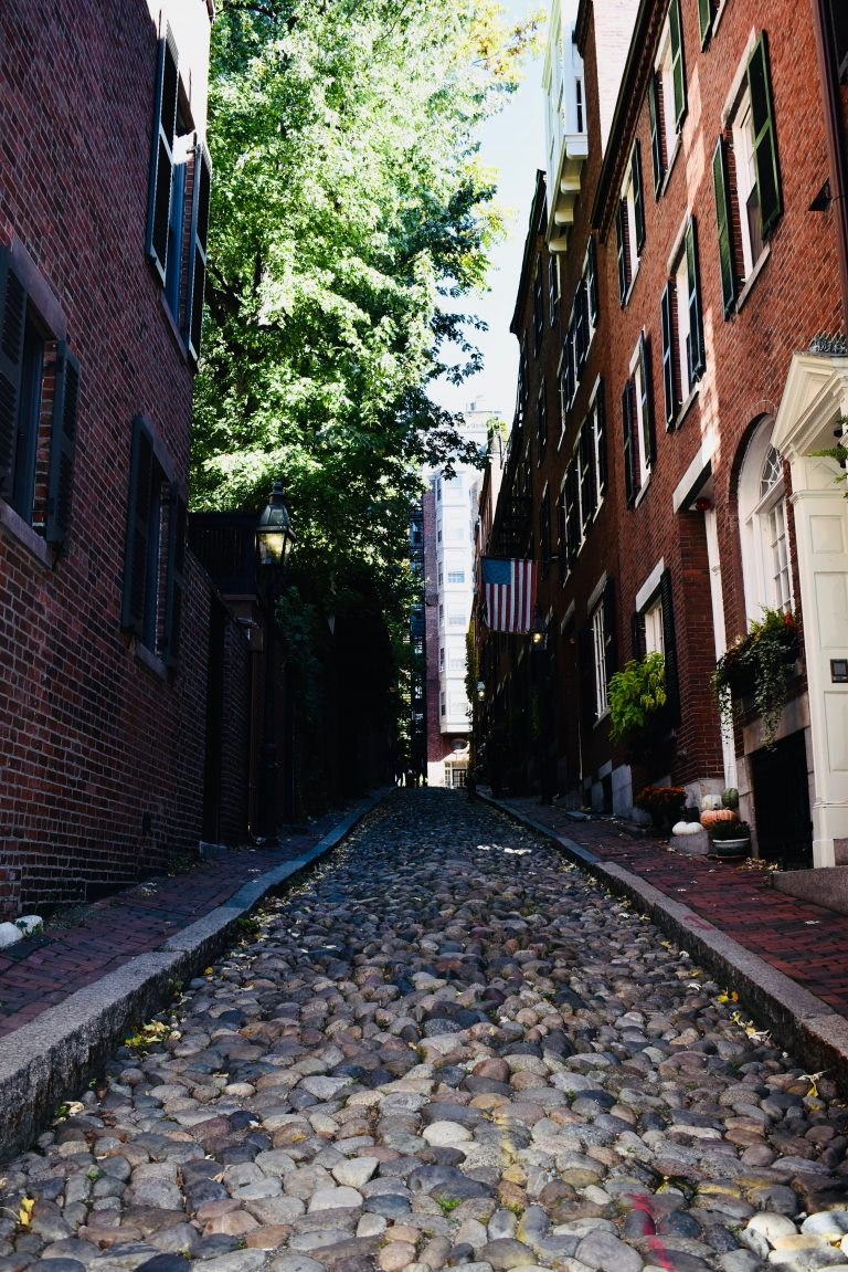 Beacon Hill streets