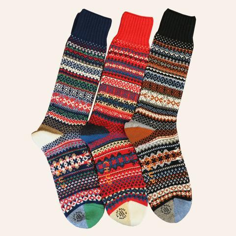 CHUP socks FIKA