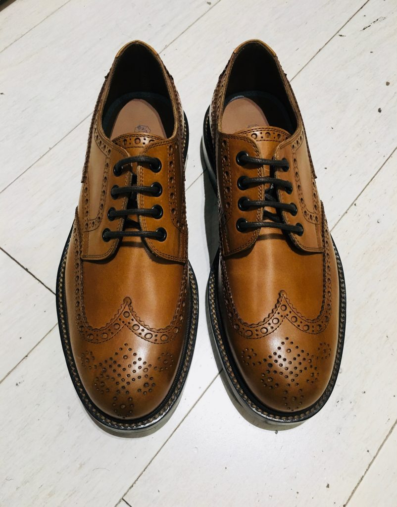 Brunello Cucinelli brogues