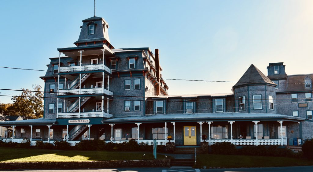 Summercamp Hotel, Oak Bluffs, Martha's Vineyard