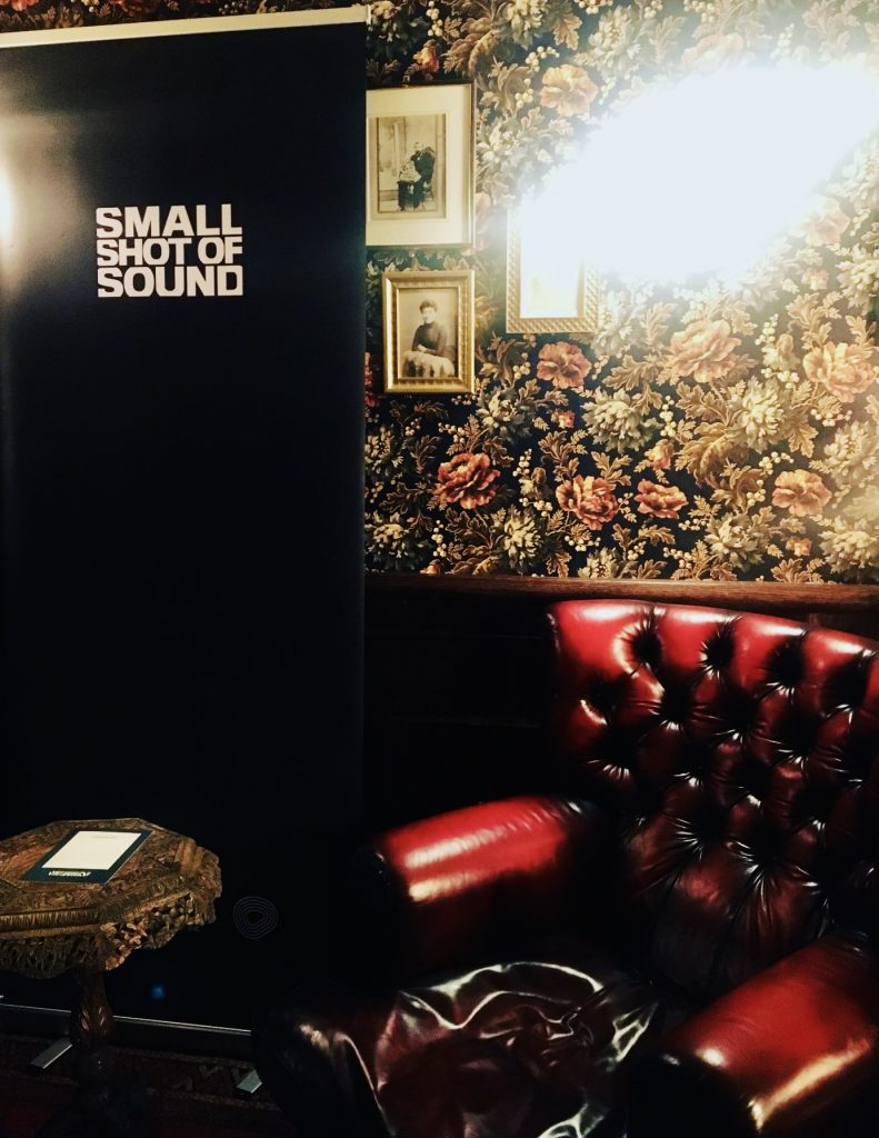 Small Shot of Sound